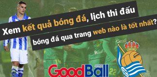 GoodBall.com hiện là ngôi sao mới nổi, đứng Top các trang web cung cấp dữ liệu bóng đá, kết quả bóng đá, soi kèo nhà cái, tỷ số trực tuyến, trực tiếp bóng đá, với nguồn tin uy tín hàng đầu từ nhiều nơi trên thế giới